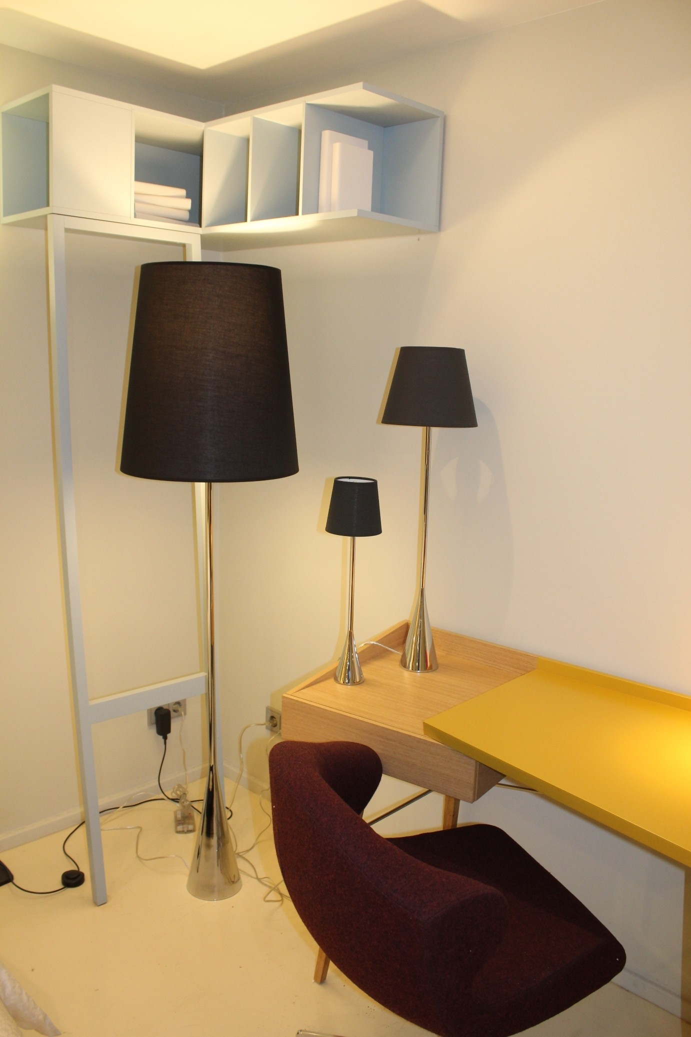 READING LAMP P. MOURGUE / LIGNE ROSET