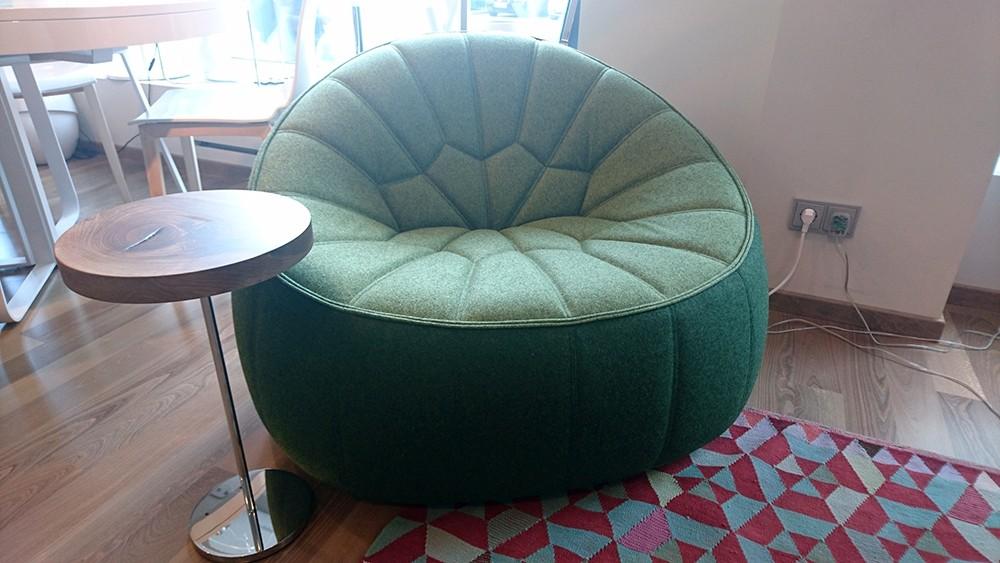 OTTOMAN armchair / LIGNE ROSET